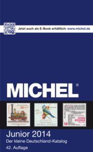 Michel Junior catalogus Duitsland