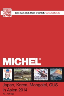 Michel Overzee 9.2 postzegelcatalogus