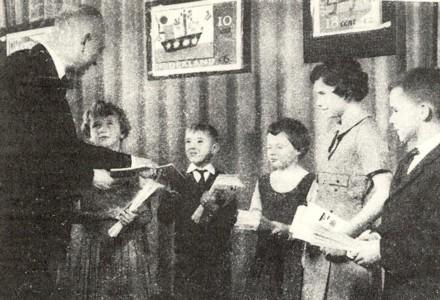 prijsuitreikind kind 1965