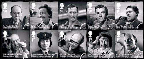 postzegels hero