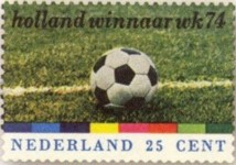WK-postzegel