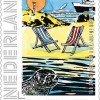 strand-zeehond-postzegel
