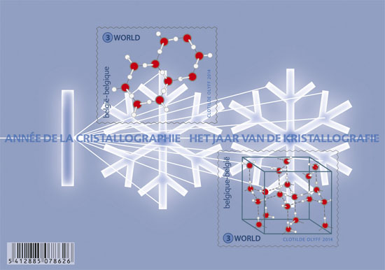 10 juni Kristallen doorgelicht