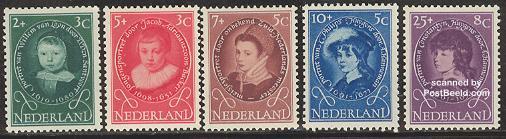Kinderpostzegels 1955