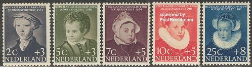 Kinderpostzegels 1956