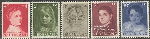 Kinderpostzegels 1957
