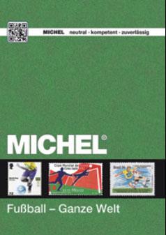 Michel Voetbal postzegelcatalogus
