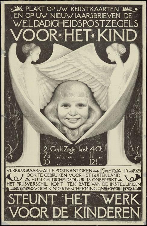 kinderpostzegls 1924