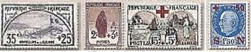 Franse zegels