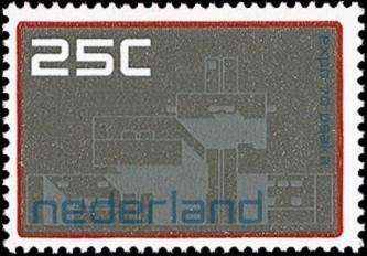 NVPH 964 - 1970