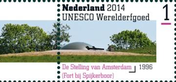 UNESCO Werelderfgoed 2014 - De Stelling van Amsterdam (Fort bij Spijkerboor)