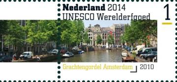 UNESCO Werelderfgoed 2014 - Grachtengordel Amsterdam