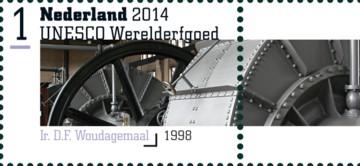 UNESCO Werelderfgoed 2014 - Ir. D.F. Woudagemaal