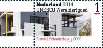 UNESCO Werelderfgoed 2014 - Rietveld-Schöderhuis