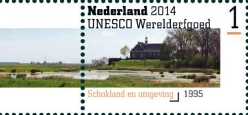 UNESCO Werelderfgoed 2014 - Schokland en omgeving