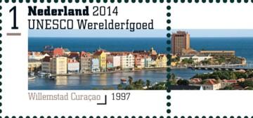 UNESCO Werelderfgoed 2014 - Willemstad Curacao