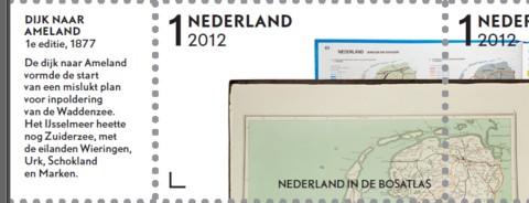 Nederland in de Bosatlas - Waddenzee