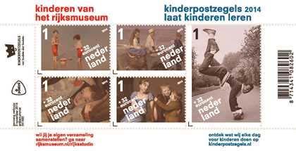 kinderpostzegels 2014