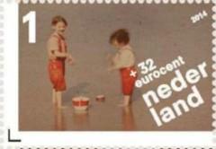 vel Kinderpostzegels 2014 - zegel 1