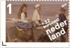 vel Kinderpostzegels 2014 - zegel 2
