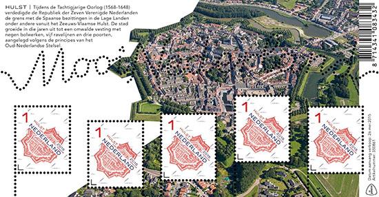 Mooi Nederland 2015 - Vestingsteden - Hulst