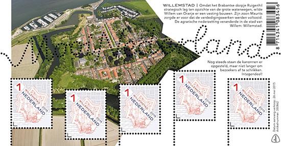 Mooi Nederland 2015 - Vestingsteden - Willemstad