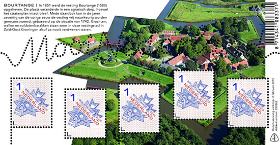 Mooi Nederland Bourtange