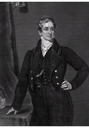 Portret Robert Peel