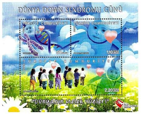 Wereld Downsyndroom dag 2013  Turkije