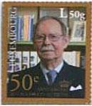 Luxemburg postzegel