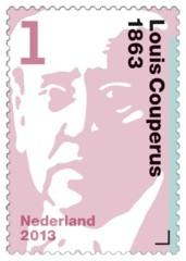 NVPH 3059 - Louis Couperus