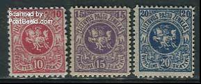 Postzegels Litouwen
