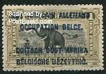 Postzegels Duits-Oost-Afrika