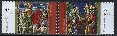 In 2011 Gaf Duitsland deze serie uit met Sint Nicolaas
