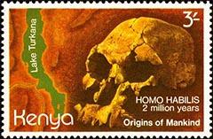 Postzegel Kenia