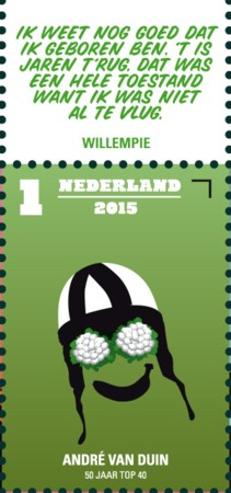 50 Jaar Top 40 - André van Duin - Willempie