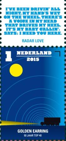 50 Jaar Top 40 - Golden Earring - Radar Love