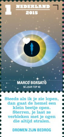 50 Jaar Top 40 - Marco Borsato - Dormen zijn bedrog