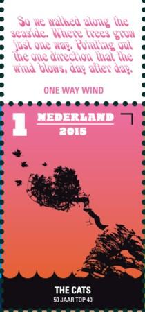 50 Jaar Top 40 - The Cats - One Way Wind
