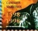 Vasco da Gama postztegel met foutje in jaar