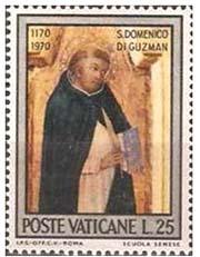 St. Dominicus de Guzman