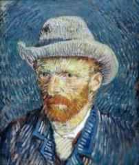 zelfportret D