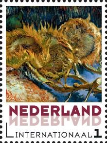 1. Vincent van Gogh - Bloemen 1