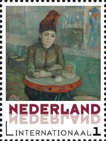 16. Vincent van Gogh - Interieurs 1