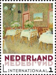 17. Vincent van Gogh - Interieurs 2