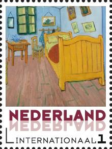 18. Vincent van Gogh - Interieurs 3