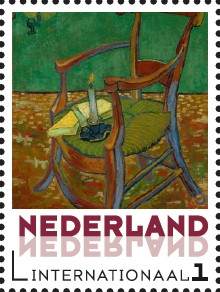 19. Vincent van Gogh - Interieurs 4