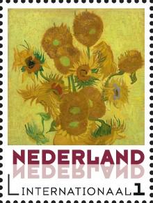 3. Vincent van Gogh - Bloemen 3