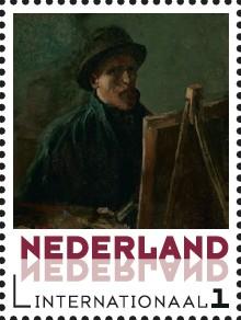 6. Vincent van Gogh - Zelfportretten 1