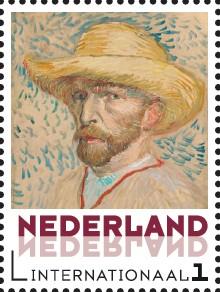 8. Vincent van Gogh - Zelfportretten 3